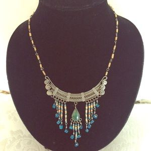 Native Gypsy Urban Outfitters Hand Made Necklace